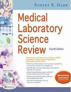 Medical Laboratory Science Review Textbook
