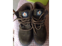 LADIES COUNTRY JACK BOOTS - 7