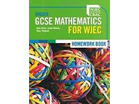 Higher GCSE Maths Homework Book (WJEC)