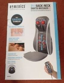 2 IN 1 BACK AND NECK MASSAGER WITH HEAT