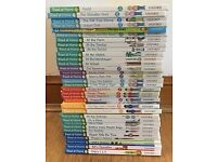 OXFORD READING TREE Read at Home collection of 33 hardback books