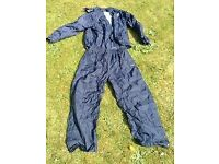 MENS WATER PROOF JACKET AND TROUSERS