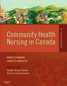 Community Health Nursing in Canada 2nd edition