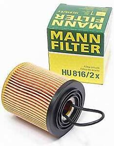 Mann Oil Filter with Gasket for MINI Cooper (11-42-7-512-446)