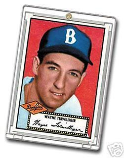 Pc52 1-screw Holdr Pro-mold 1952-56 Topps (case Of 160)