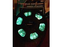 BLUE 6 METRE ROPE LIGHTS