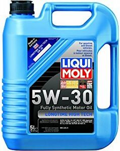 LIQUI MOLY FOR BMW 5W30 LL BMW SPEC OIL GERMAN - SCARBOROUGH
