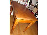 Wooden Table / Desk