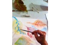 Art Classes, South Bristol: Drawing and Watercolour Painting for Beginners and Improvers