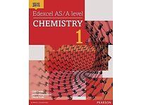 Edexcel chemistry book 1 (AS)