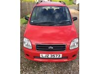PRACTICAL CAR - CLEAN, RELIABLE AND CHEAP TO RUN, WITH LOW MILEAGE AND MOT TO 2018