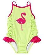 Gymboree Flamingo Swimsuit