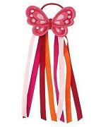Ribbon Ponytail Holders