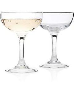 Schott Zwiesel Champagne Saucers (set of 6)