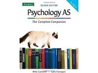 Psychology AS/A2 Textbooks!