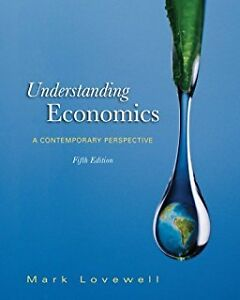 Understanding Economics by Mark Lovewell - 5th edition