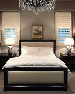 Queen Size Upholstered Bed by Baker Furniture USA Bellevue Hill Eastern Suburbs Preview