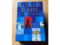Roald Dahl Collection (7 novels) for young adults
