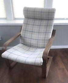 Lounge Armchairs from Ikea POÄNG range