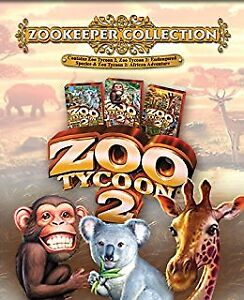 Zoo  tycoon 2, PC game