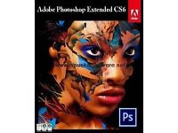 Adobe CS6 Extended full version for windows with activation key will be emailed to you