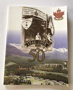 Royal Canadian Army Cadets 50 Year Book