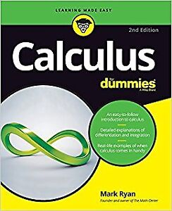 Calculus For Dummies-2nd Edition by Mark Ryan