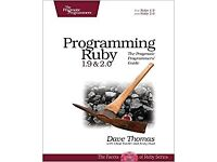 Programming Ruby 1.9 & 2.0 and The web development with Rails 4 (2 books)