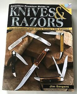 Premium Guide to Knives & Razors Book