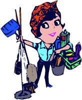 Are you looking for cleaner?
