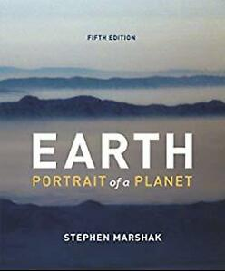Earth - Portrait of a planet 5th Edition