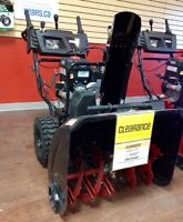"CLEARANCE Craftsman 27"" snowblower at Sears in Brandon"