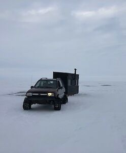 Lake Winnipeg Outfitters Shack Rentals