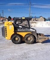 2008 Thomas 153 Skid Steer