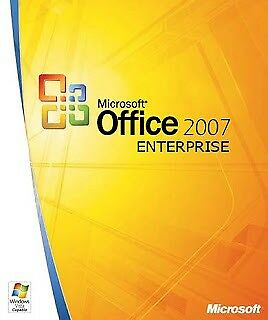 microsoft office 2007 ultimat