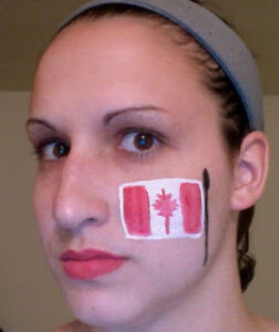 Professional Face Painter/Face Painting Cornwall Ontario image 9