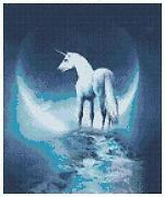 Unicorn Cross Stitch Kit