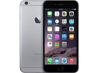 Iphone 6 grey 16gb on o2 good condition