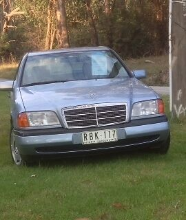 1994 Mercedes-Benz C180 Wandin North Yarra Ranges Preview