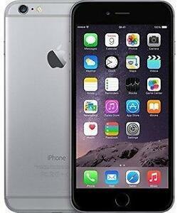 UNLOCKED IPHONE 6 128GB WITH WARRANTY