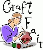 Craft Sale!!!!!  Sunday, May 24th from 9am - 5pm