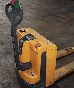 Jungenheinrich EJE120 Electric pallet truck