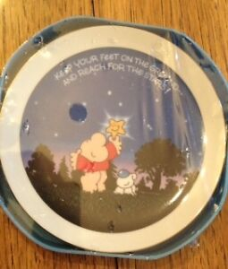 "Inspiring cute ""Ziggy"" vintage character plate - collectible, in"