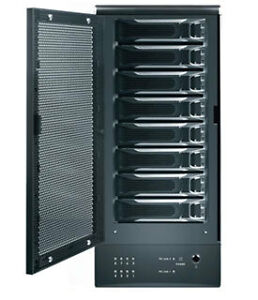 "Sans Digital TowerRAID TR8MB 8 Bay 3.5"" Dual eSata HDD Enclosure"