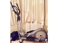 Cross Trainer E60 Elliptical. Never Used! Mat included. Quick Sale as moving house