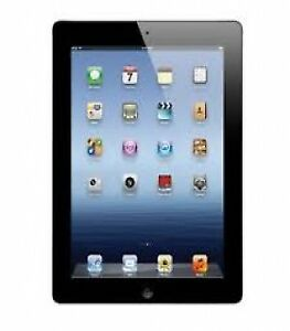 "Apple iPAD 4 9.7"" Retina Display WiFi 16GB Tablet - Blac"