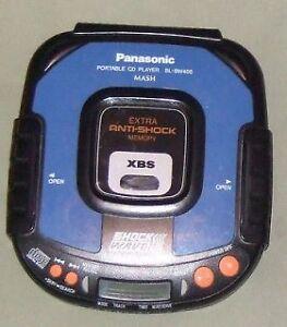 Panasonic Shockwave (CD)