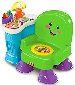 Fisher Price Song & Story Learning Chair Laugh & Learn