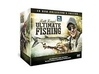 Matt Hayes Complete Ultimate Fishing Box Set, still sealed