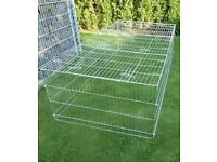 Brand New Trixie Rabbit Run good for chickens, chicks, Guinea pigs Rabbits etc